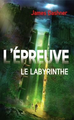 L'épreuve – James Dashner