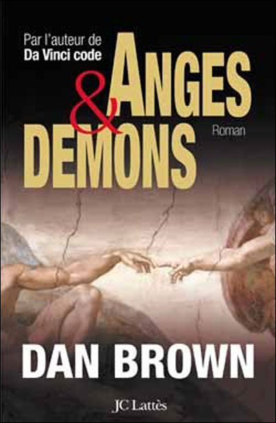 Anges et démon, Dan Brown