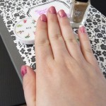 NAIL ART DEGRADE ET STAMPING - KIKO, BORN PRETTY, PEGGY SAGE