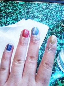 WATER MARBLE 1