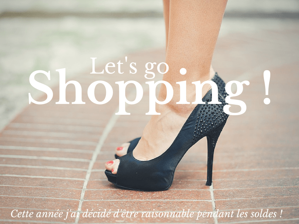 Let's go shopping !