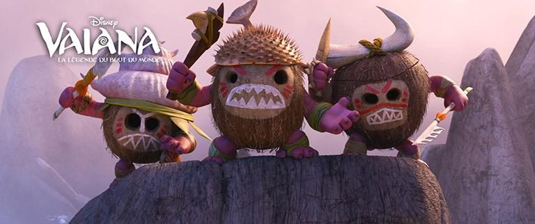 Vaiana coco pirates