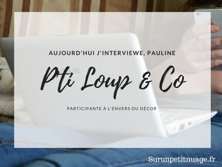 J'interviewe les blogueuses