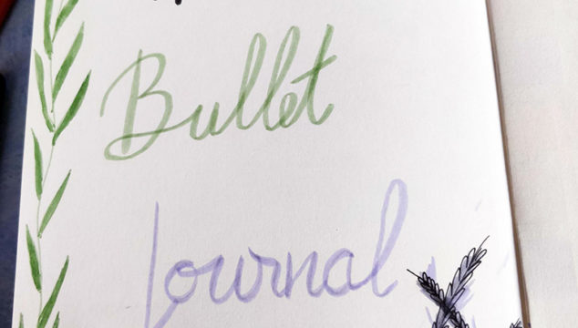 mon bullet journal - mes inspirations